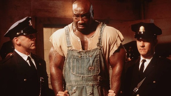 4 THE GREEN MILE, John Coffey