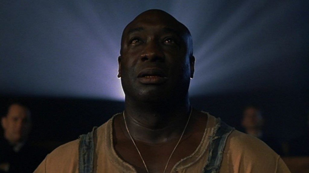 5 THE GREEN MILE, Michael Clarke Duncan