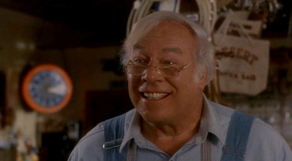 8a George Kennedy, CREEPSHOW 2