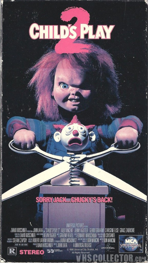 Child's Play 2 (Front)
