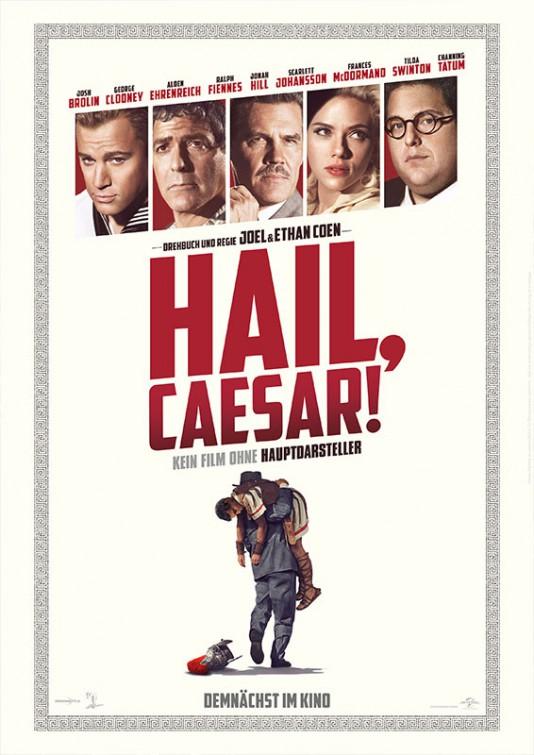 Hail, Caesar! (2016)