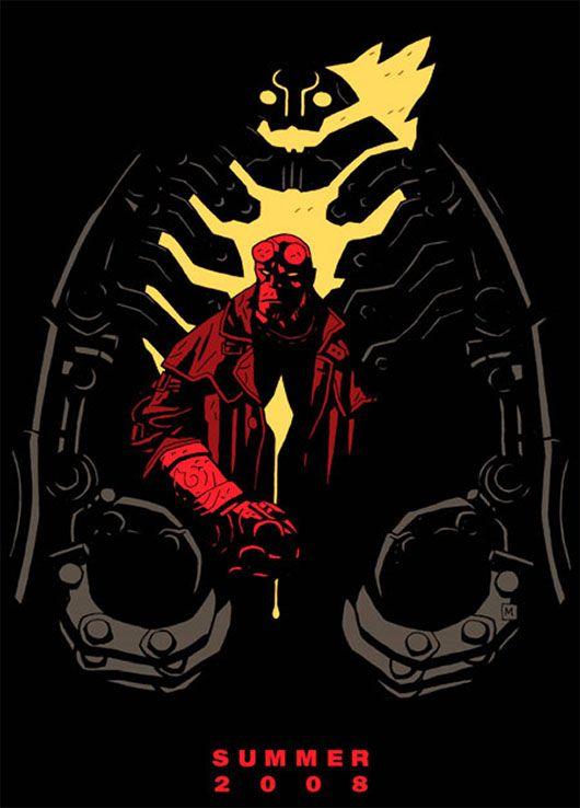Hellboy 2 (2008)