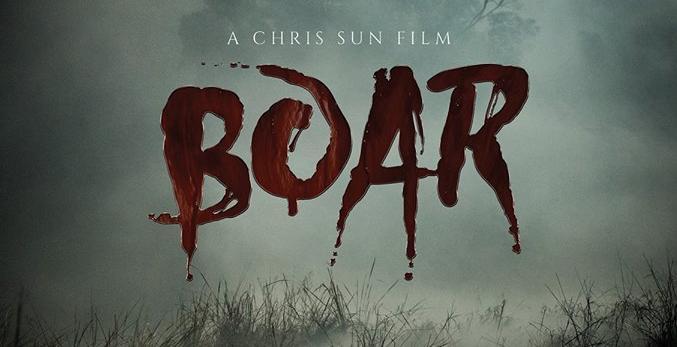 [TRAILER] BOAR (2015)