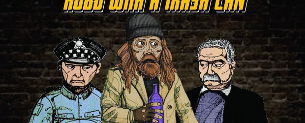 [NO-BUDGET NIGHTMARES] PODCAST #70: HOBO WITH A TRASH CAN (2015)