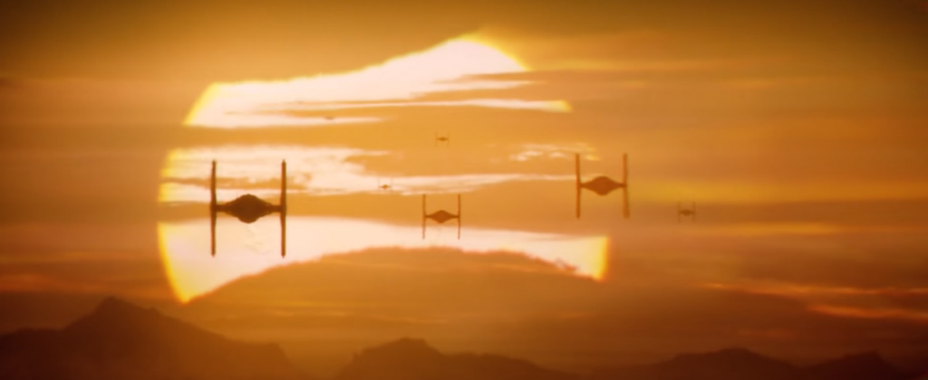 [INTERNATIONAL TRAILER] STAR WARS: THE FORCE AWAKENS (2015)