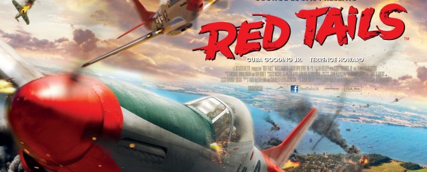 [ANSWER TRACKS] RED TAILS (2012)