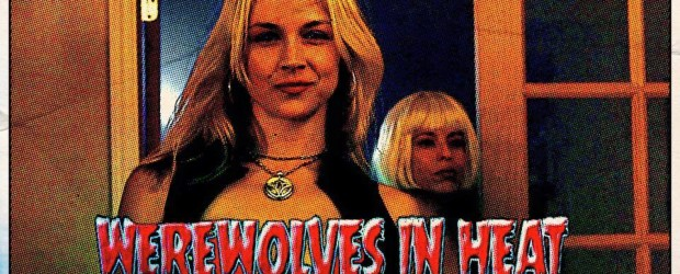 'WEREWOLVES IN HEAT' HITS THE STREETS, WITH XXX STAR SARAH VANDELLA LEADING THE WAY