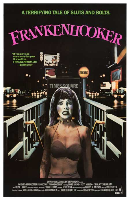 Frankenhooker, Cult Movie Mania, Daily Grindhouse, www.cultmoviemania.com, www.dailygrindhouse.com