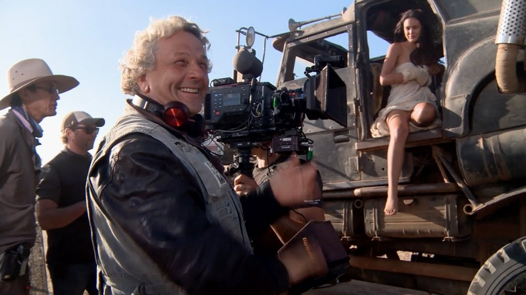 GEORGE MILLER, MAD MAX FURY ROAD