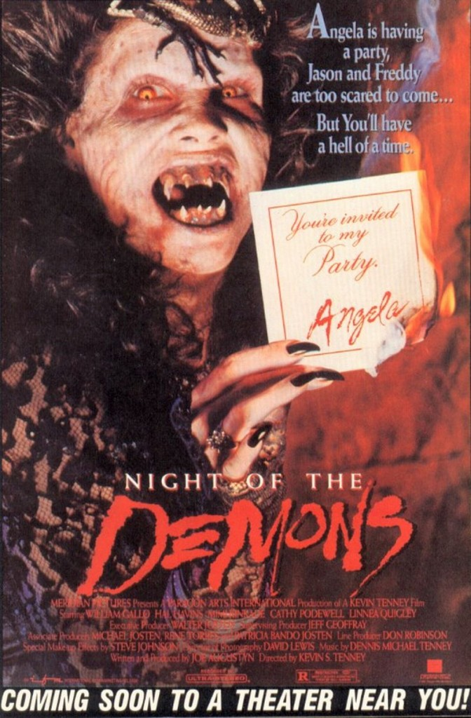 night of the demons, Cult Movie Mania, Daily Grindhouse, www.cultmoviemania.com, www.dailygrindhouse.com