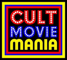 Cult movie mania logo
