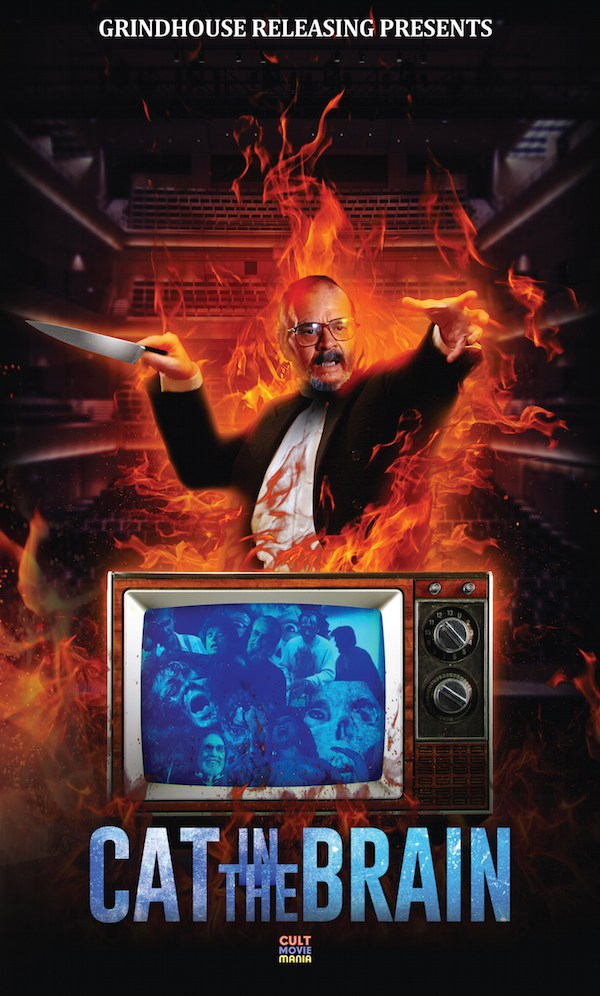 cult movie mania, daily grindhouse, vhs, the beyond, lucio fulci, cat in the braine, grindhouse releasing