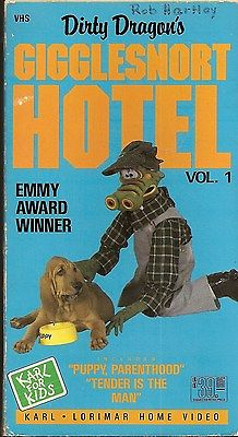 gigglesnort-hotel-volume-1-vhs-bill-jackson-dirty-dragon-puppets-tv-show-e7a97567731552593b0632f154c9b25a