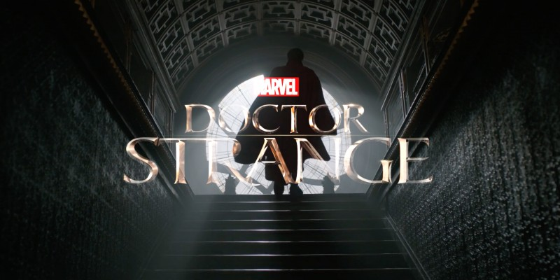 [TRAILER] DOCTOR STRANGE (2016)