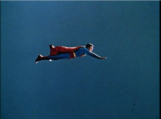 [BUMP AND GRINDHOUSE] IT'S A BIRD… IT'S A PLANE… IT'S SUPERMAN (1975)