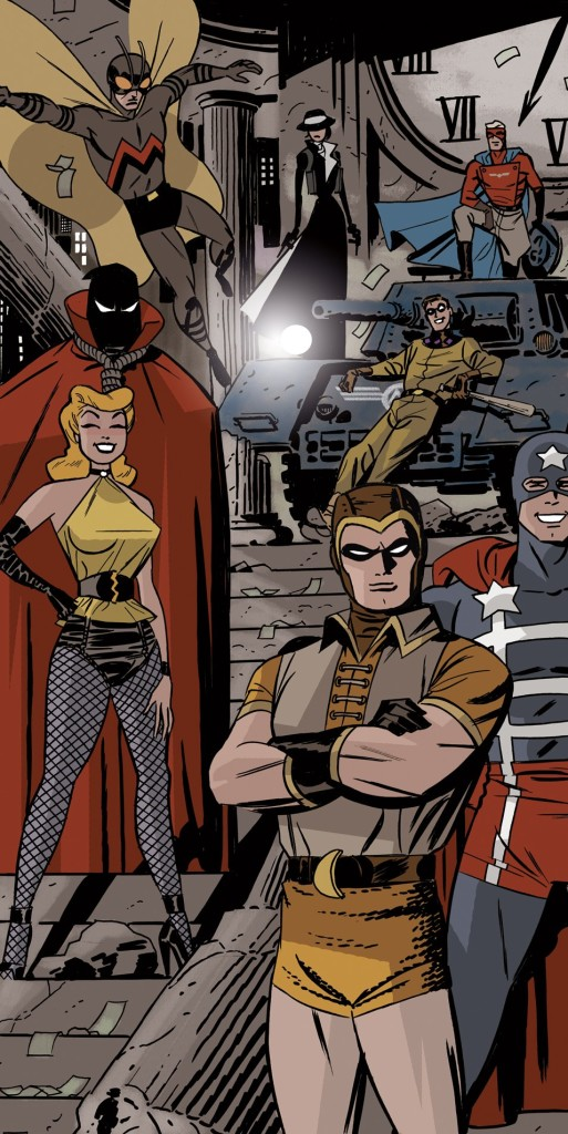 Before-Watchmen-Minutemen-promo-art-Darwyn-Cooke