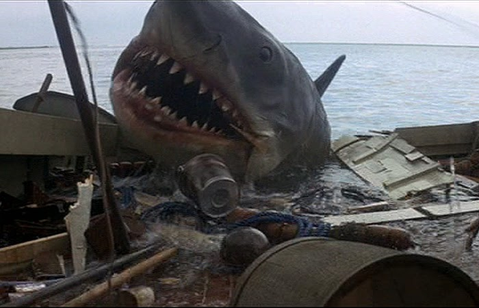 Great White Shark from Jaws 1