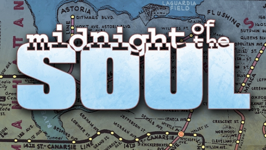[GRINDHOUSE COMICS COLUMN] MIDNIGHT OF THE SOUL #1