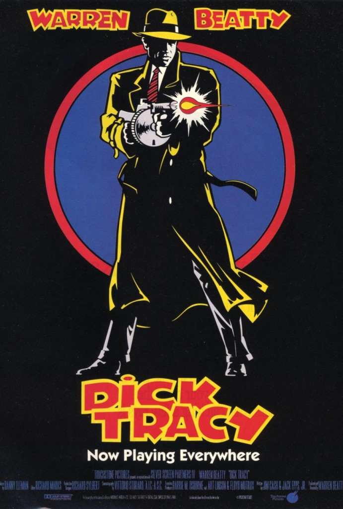 Dick Tracy 1990 Poster