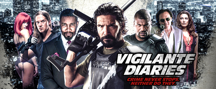[STRAIGHT OUTTA STRAIGHT-TO-VIDEO] VIGILANTE DIARIES (2016)