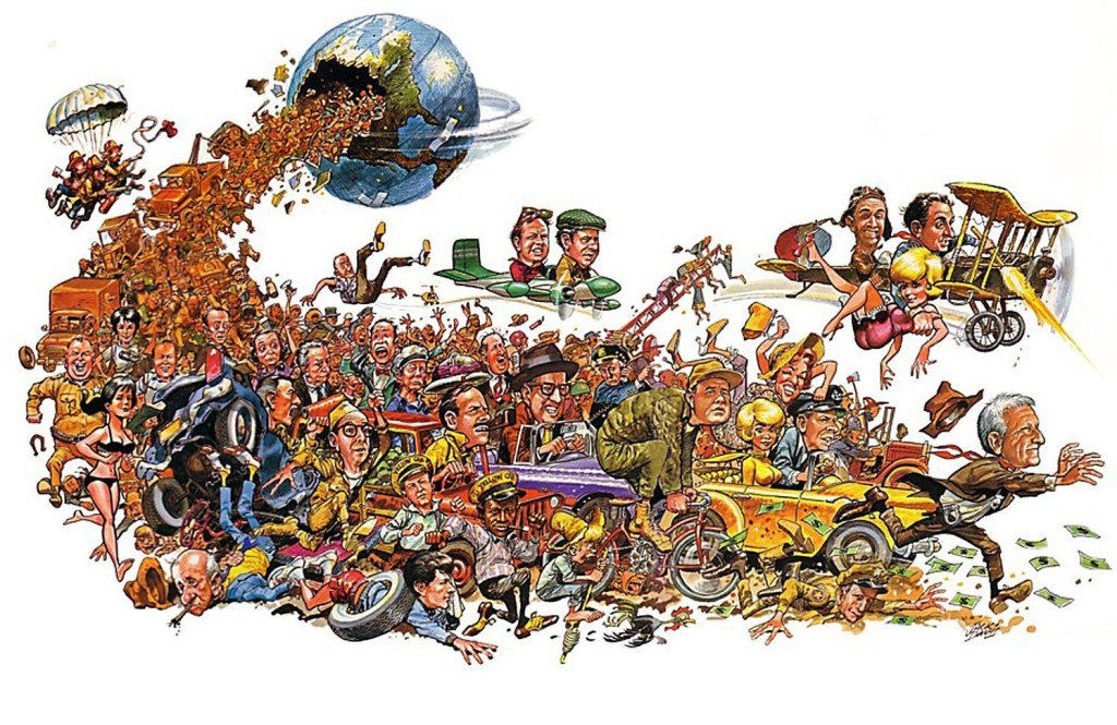 Jack Davis-Mad World-poster
