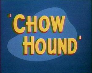 Chow Hound Title Card