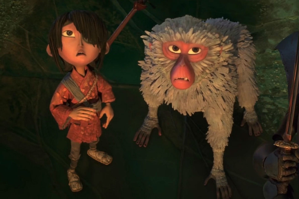 [IN THEATERS NOW!] KUBO AND THE TWO STRINGS (2016)