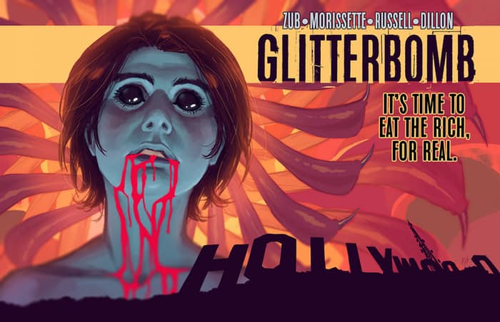 [GRINDHOUSE COMICS COLUMN] GLITTERBOMB #1