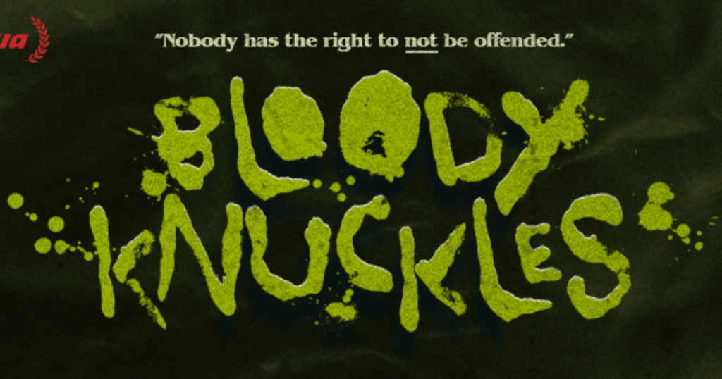 [LITTLE MISS RISK'S DUNGEON] BLOODY KNUCKLES (2014)