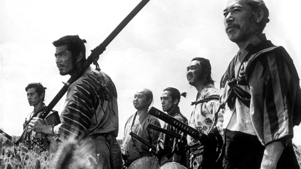 [THE DEAN'S LIST] The Lasting Influence Of SEVEN SAMURAI