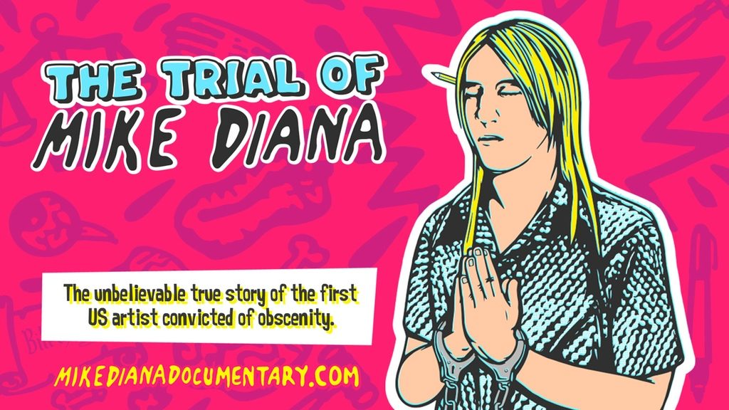 [A WORTHY CAUSE] KICKSTARTER: THE TRIAL OF MIKE DIANA