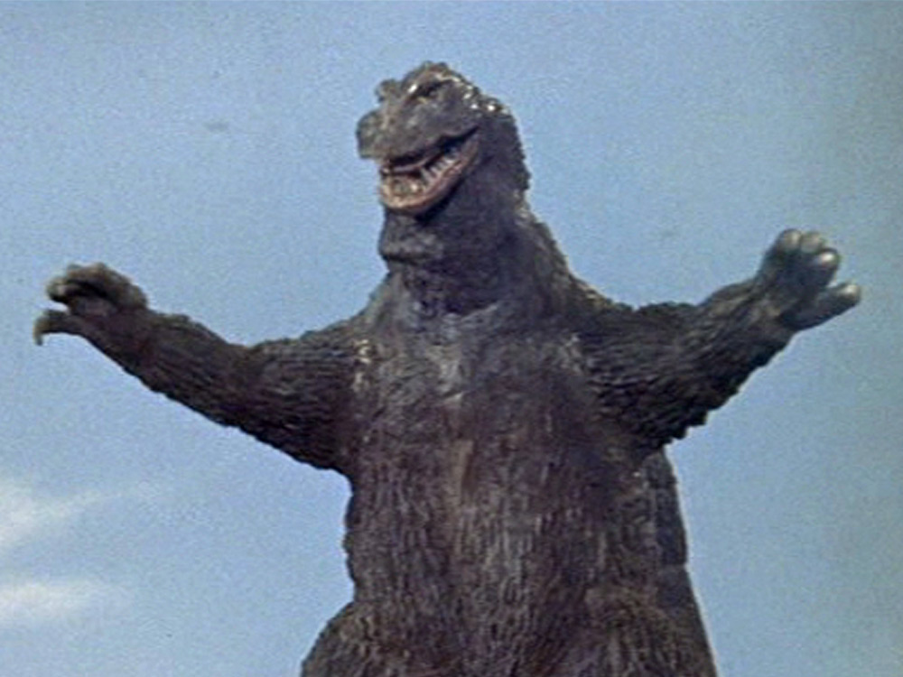 Godzilla 1962 Suit Daily Grindhouse | [TH...