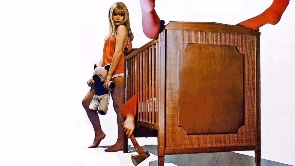 [PARENTAL GUIDANCE SUGGESTED] 1973's THE BABY may be the strangest PG-rated film ever released