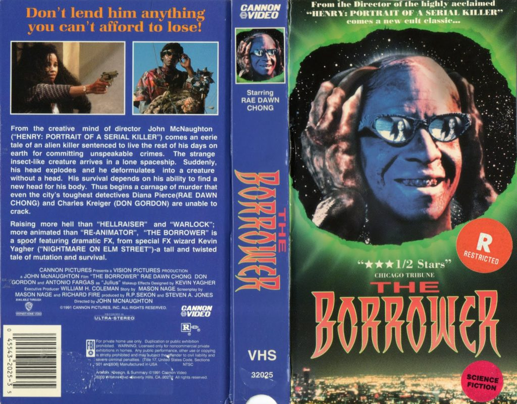 the-borrower-vhs-cover