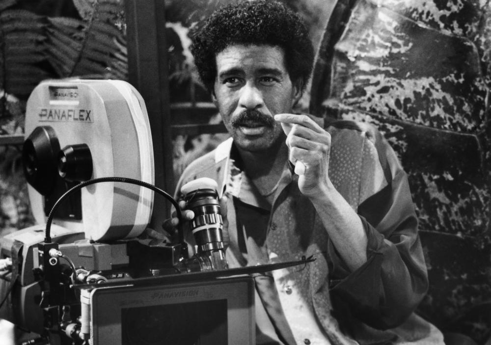 JO JO DANCER, YOUR LIFE IS CALLING, director, screenwriter, producer, star Richard Pryor, 1986. ©Columbia Pictures