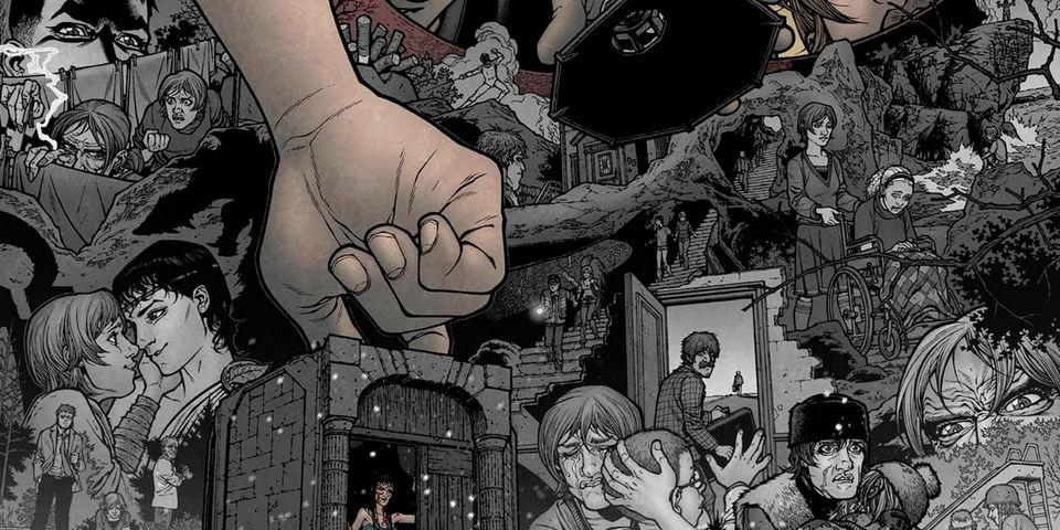 [GRINDHOUSE COMICS COLUMN] LOCKE & KEY: SMALL WORLD #1