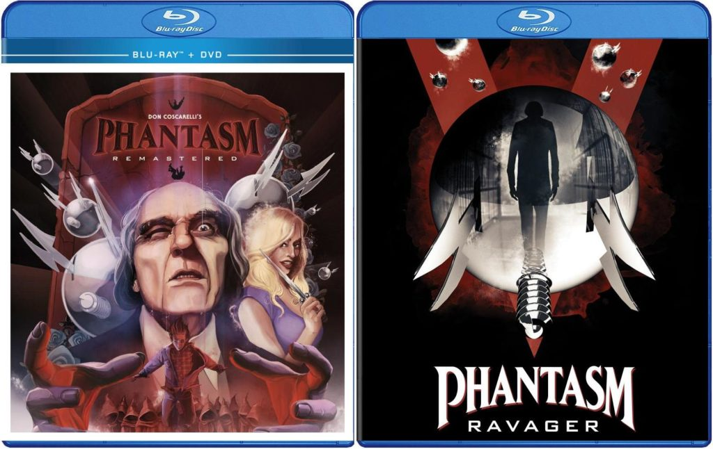 [CONTEST] Win PHANTASM REMASTERED & RAVAGER on Blu-ray from Well Go USA!