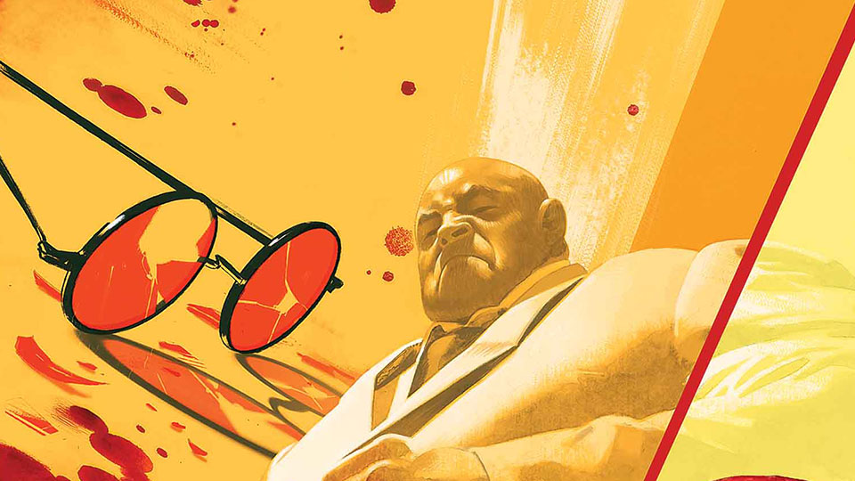 [GRINDHOUSE COMICS COLUMN] KINGPIN #1