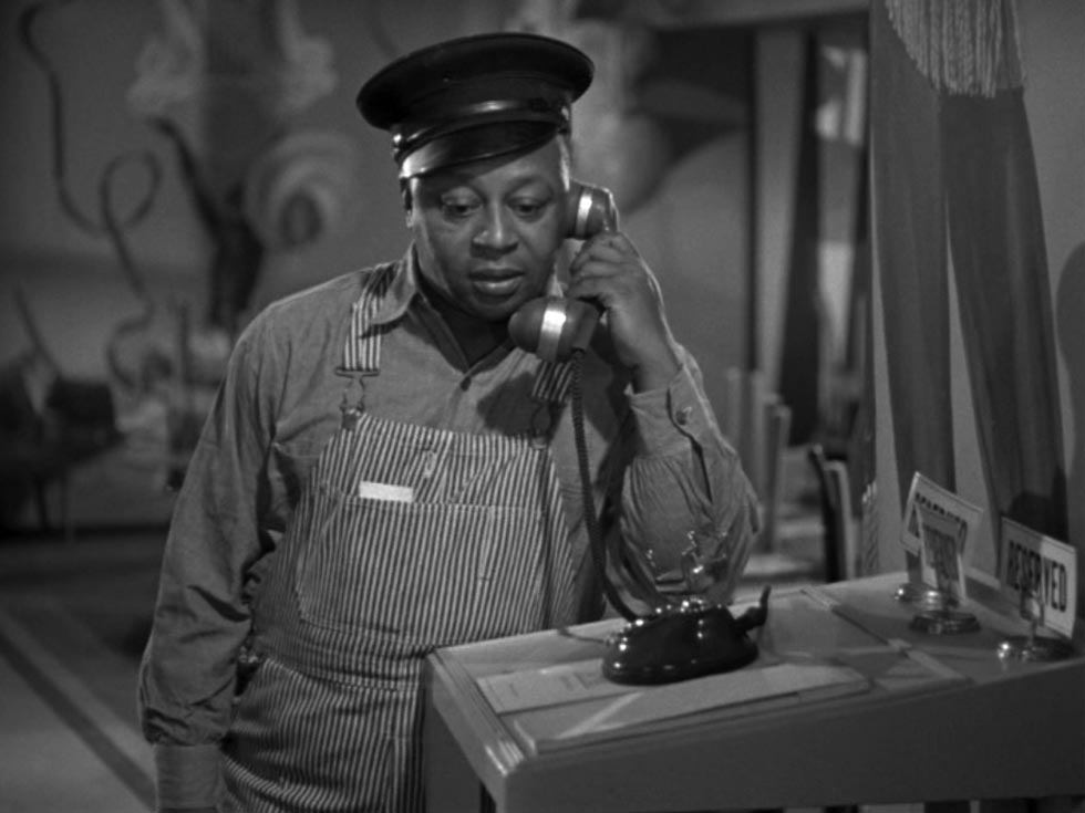 [BLACK-HISTORY-MONTH WEEK] 'A PLUMBING WE WILL GO' (1940) AND THE GREATNESS OF DUDLEY DICKERSON