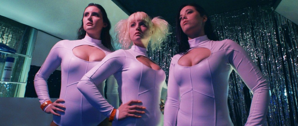 [THE DAILY GRINDHOUSE INTERVIEW] BRIAN WILLIAMS, WRITER & DIRECTOR OF 'SPACE BABES FROM OUTER SPACE'