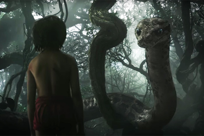 [WHY'D IT HAVE TO BE SNAKES WEEK] PRELUDE TO A HISS: THE SNAKE SONGS OF 'THE JUNGLE BOOK'