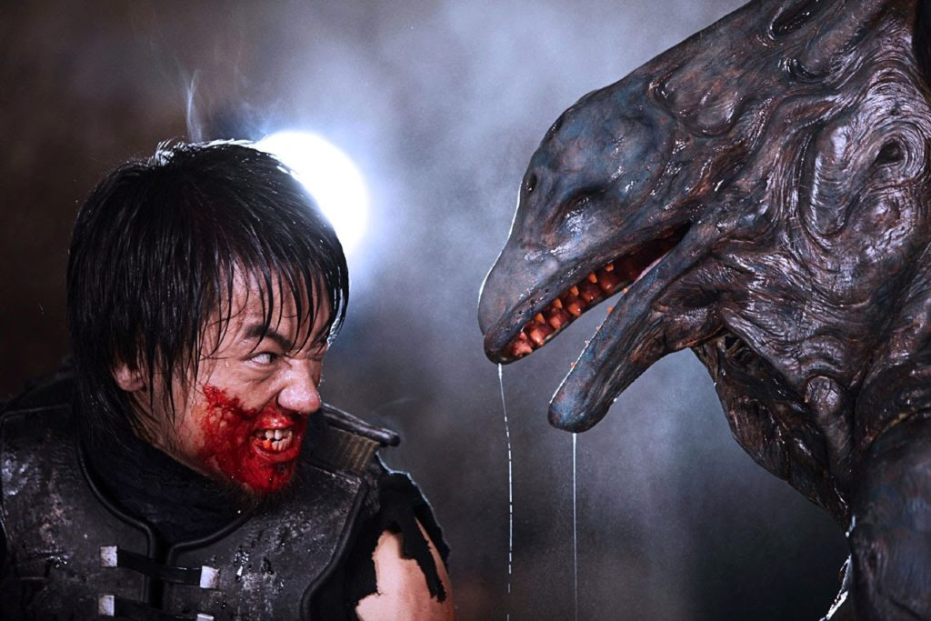 [THE DAILY GRINDHOUSE PODCAST] ALIEN-SPLOITATION