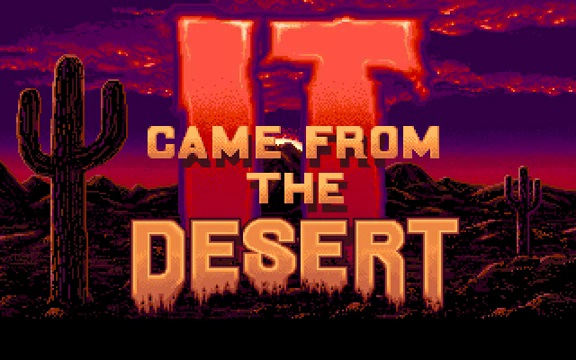 Three Ways to Ruin a Picnic: The Complicated History of the Creature Feature-inspired Video Game 'IT CAME FROM THE DESERT'