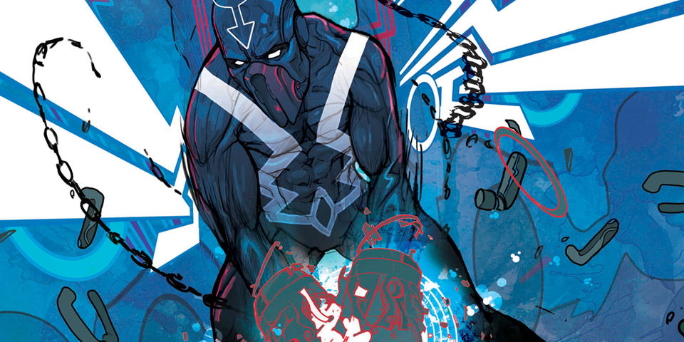 [GRINDHOUSE COMICS COLUMN] BLACK BOLT #1