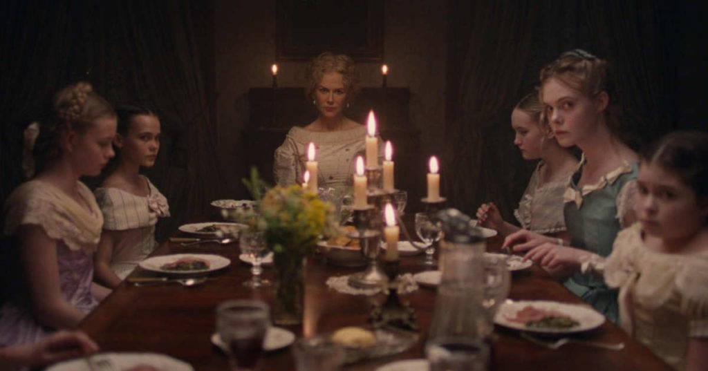 [THEATRICAL REVIEW] 'THE BEGUILED' IS A LEAN CIVIL WAR-ERA HORROR FILM WITH AN OLD-FASHIONED SENSIBILITY