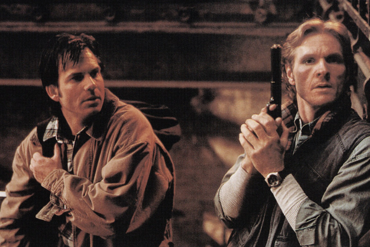 [SHOUT! FACTORY] William Sadler Recalls TRESPASS' Impressive Gunplay In This Exclusive Clip