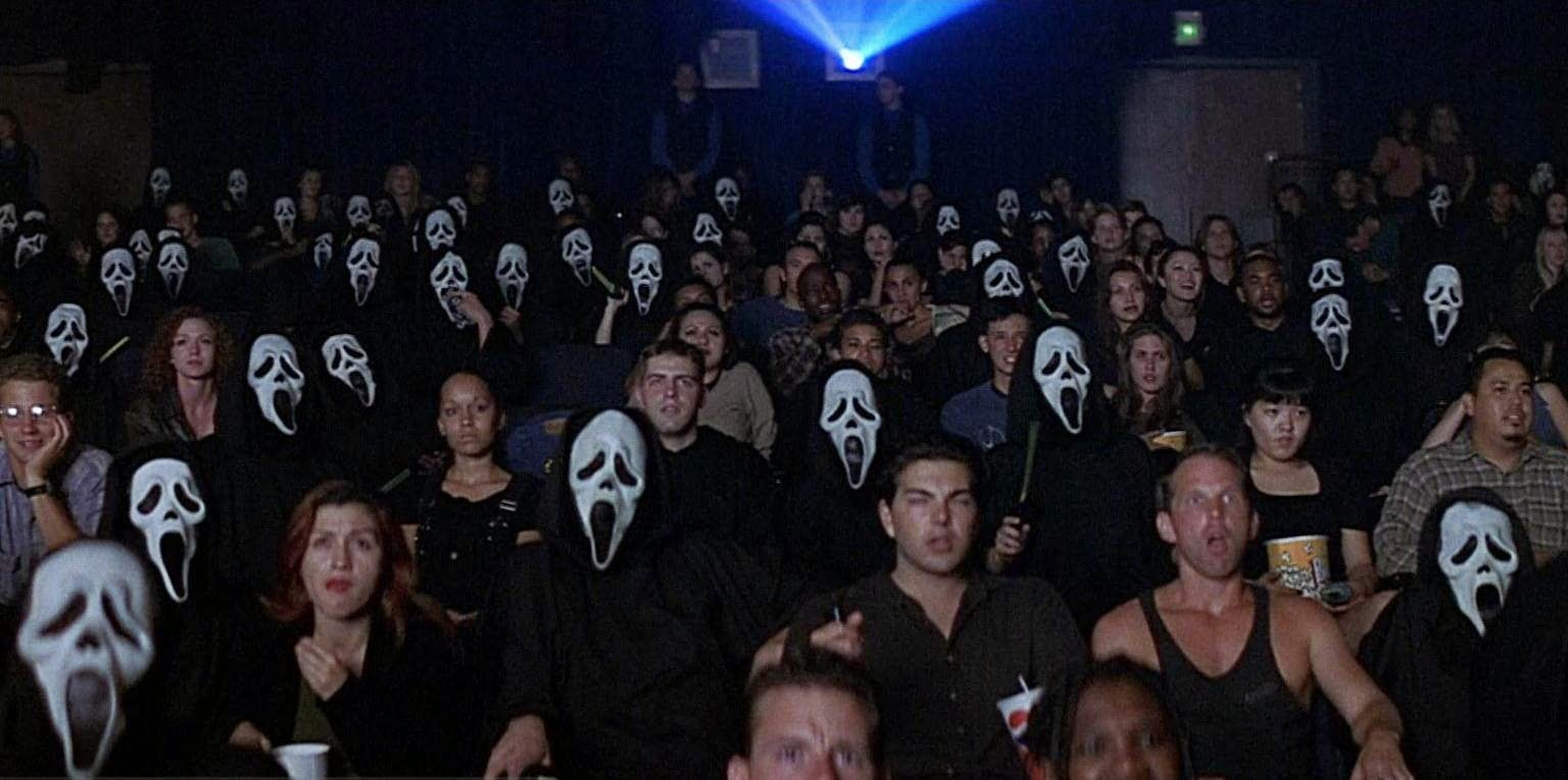 Daily Grindhouse | [CINEMA OF THE DEVOID] SCREAM 2 (1997 ... Michelle Williamson