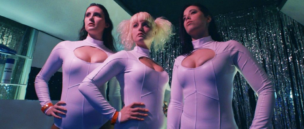 [STRAIGHT OUTTA STRAIGHT-TO-VIDEO] SPACE BABES FROM OUTER SPACE (2017)