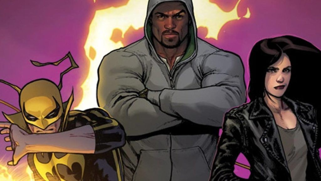 [GRINDHOUSE COMICS COLUMN] THE DEFENDERS #1