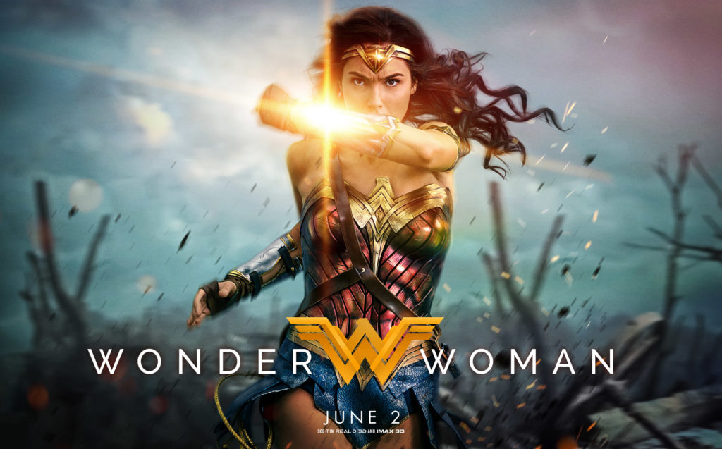 [THE DAILY GRINDHOUSE PODCAST] WONDER WOMAN!